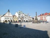 Dvůr Králové nad Labem, náměstí T.G.M.