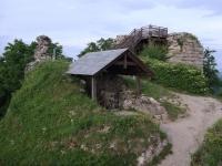 Kumburk - zřícenina hradu